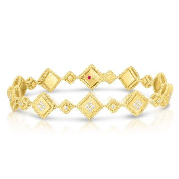Roberto Coin 18K Yellow Gold Palazzo Ducale Bracelet