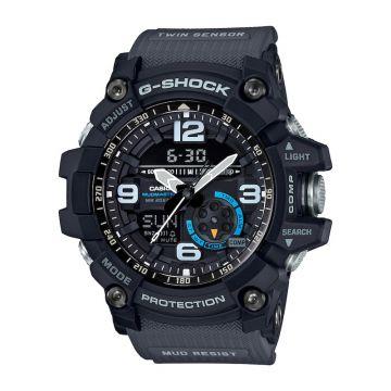 G-SHOCK MASTER OF G Black Resin Quartz 55mm Watch