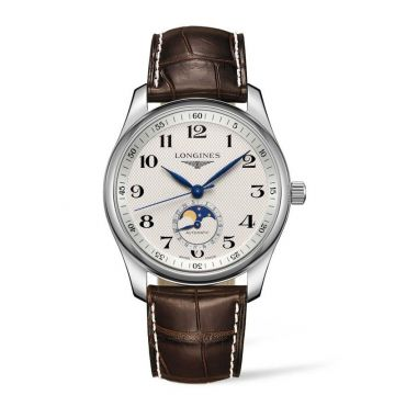 The Longines Master Collection 40mm Automatic Watch