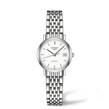 The Longines Elegant Collection 25mm Automatic Watch