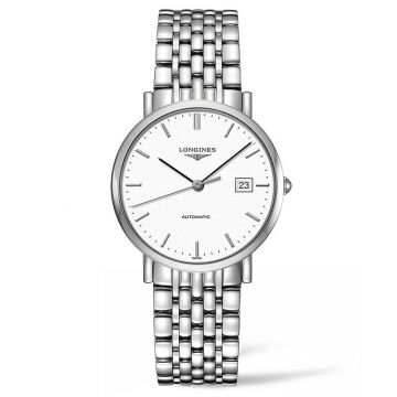 The Longines Elegant Collection 37mm Automatic Watch