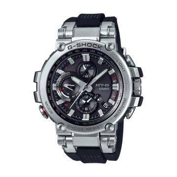 G-SHOCK MT-G Stainless Steel Quartz 55mm Watch
