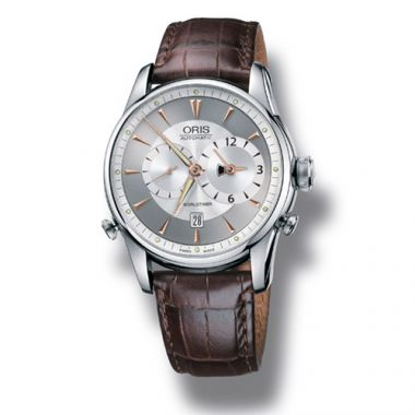 Oris Artelier Worldtimer Men's Watch