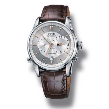 Oris Artelier Worldtimer Men's Watch
