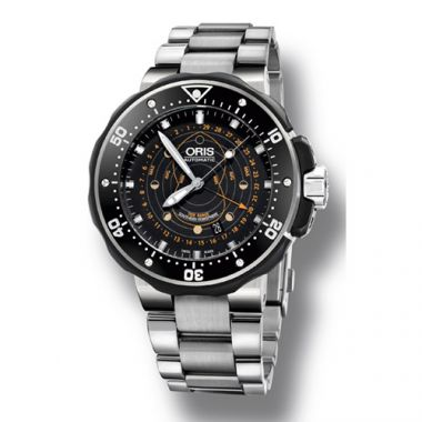 Oris ProDiver Pointer Moon Men's Watch