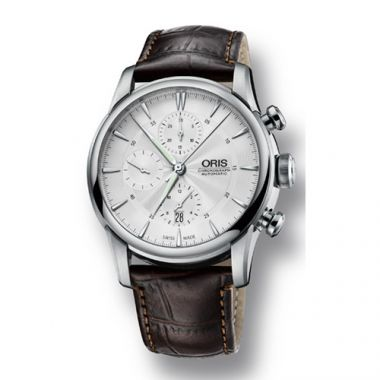 Oris Artelier Chronograph Men's Watch