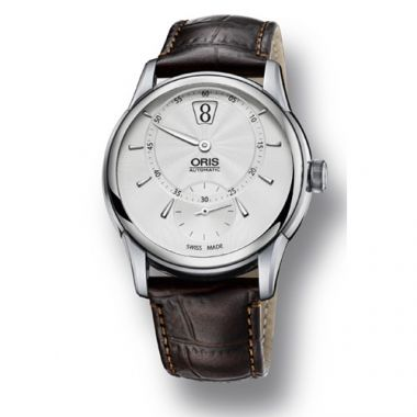 Oris Artelier Jumping Hour Men's Watch