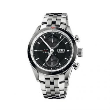 Oris Artix GT Chronograph Stainless Steel Mens Watch