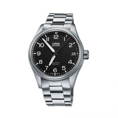 Oris Big Crown ProPilot Date Stainless Steel Mens Watch
