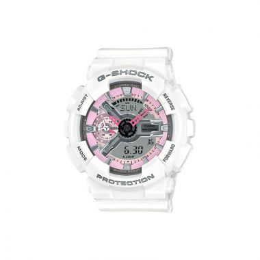 G-Shock Digital White Watch